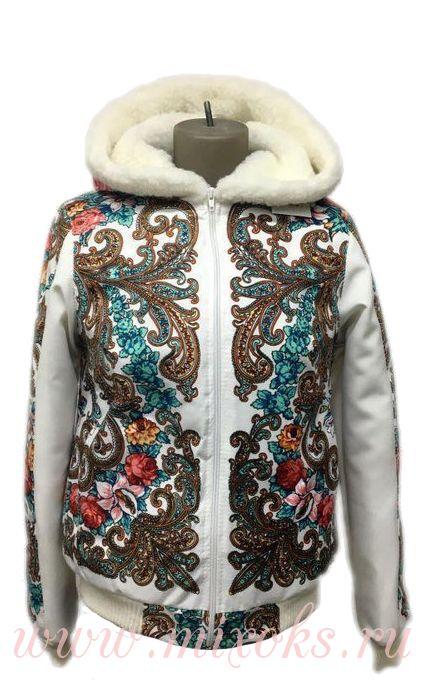 Куртка из овчины